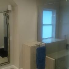 Bathroom remodeling project 11