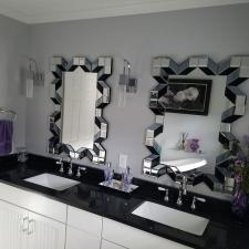 Bathroom remodeling project 16