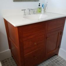 Bathroom remodeling project 18