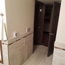 Bathroom remodeling project 20