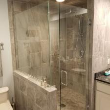 Bathroom remodeling project 24