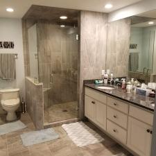 Bathroom remodeling project 25