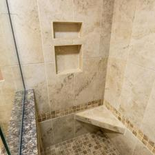 Bathroom remodeling project 27