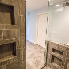 Bathroom remodeling project 30
