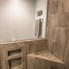 Bathroom remodeling project 31