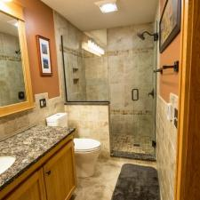 Bathroom remodeling project 34