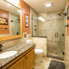 Bathroom remodeling project 35