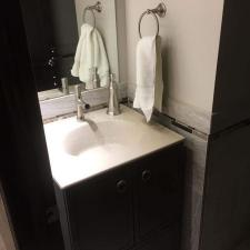 Bathroom remodeling project 37