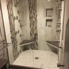 Bathroom remodeling project 38