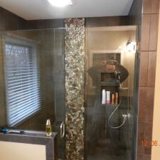 Bathroom remodeling project 4