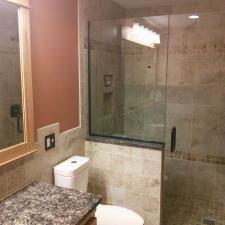 Bathroom remodeling project 43