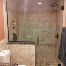 Bathroom remodeling project 45