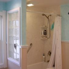 Bathroom remodeling project 49